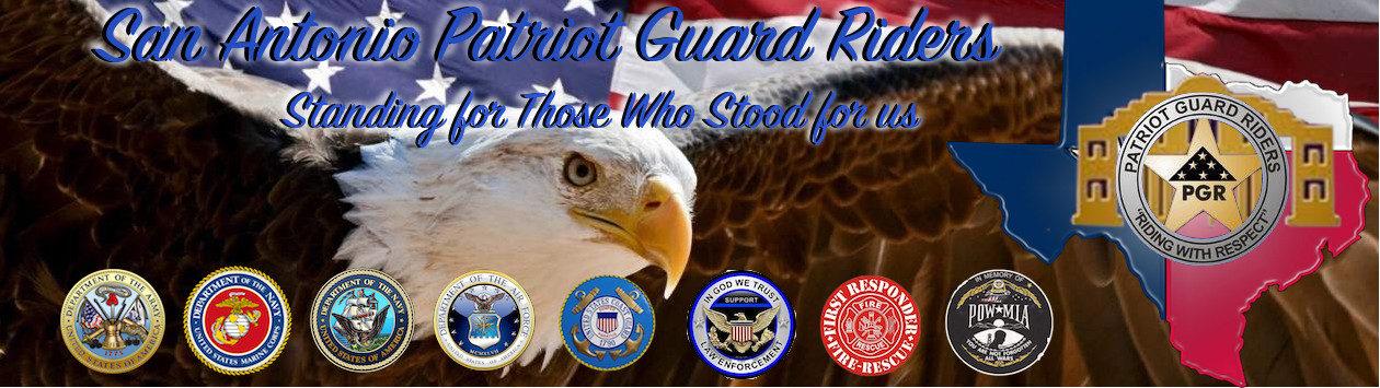 San Antonio Patriot Guard Riders